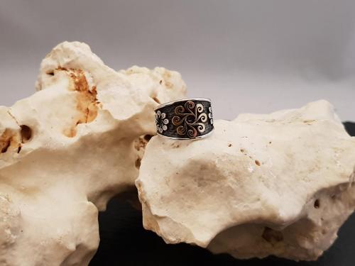Bohemme ring<br/><br/>◦◊◦<br/><br/>€ 210,-
