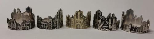 Zierikzee ring met 7 monumenten